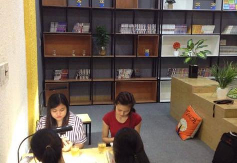 Book Café đầu tiên tại thành phố Đồng Hới - Địa điểm sinh hoạt của Câu lạc bộ sách QBU