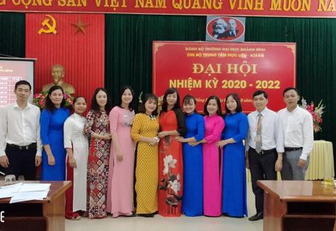 Toàn thể Đảng viên chi bộ TTHL-ASEAN