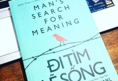 Giới thiệu sách hay: Đi tìm lẽ sống. Tác giả: Viktor E.Frankl