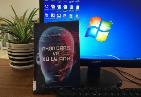 Giới thiệu sách: Nhận dạng và xử lý ảnh; Tác giả: TS. Hoàng Văn Dũng - GV Trường Đại học Quảng Bình