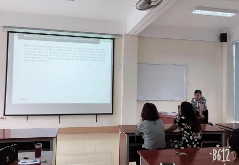 """Seminar """"Sử dụng quy tắc biên mục Mô tả và truy cập tài nguyên –  Ấn bản RDA Tiếng Việt"""""""
