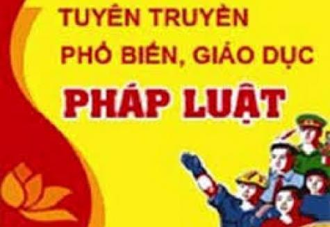 Tuyên truyền PBGDPL tháng 2 năm 2021
