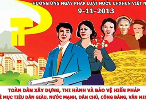 Tuyên truyền PBGDPL tháng 5 năm 2021