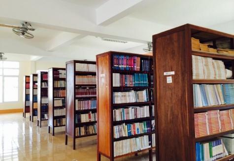 Vốn tài liệu hiện có tại Trung tâm Học liệu năm 2017