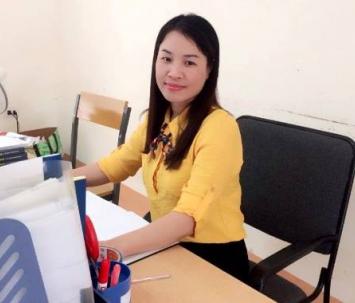 CN. Trần Thị Thu Hà -  Chuyên viên