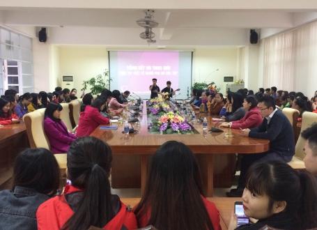 Tổng kết và trao giải cuộc thi